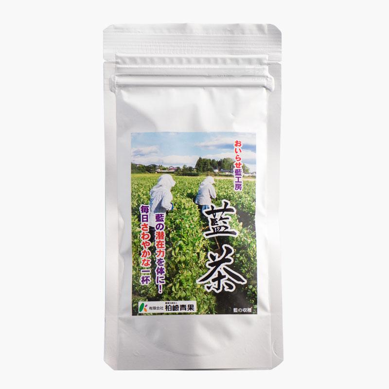 おいらせ藍工房 藍茶(ティーバック入り)1g×7包